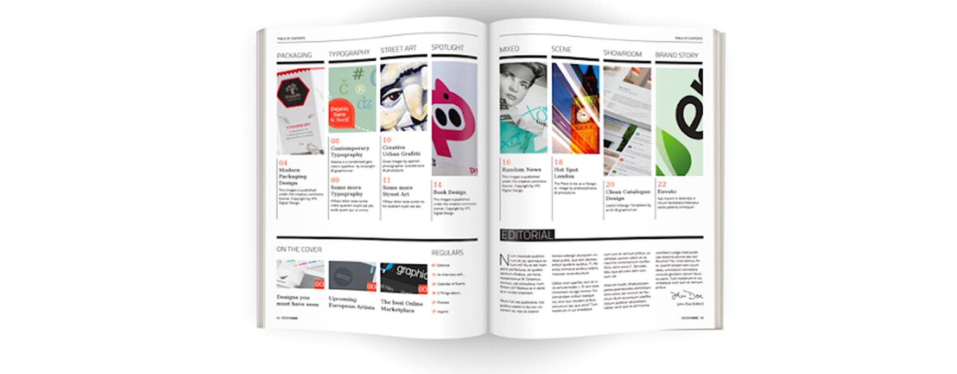 Inhoudsopgave maken in Adobe InDesign