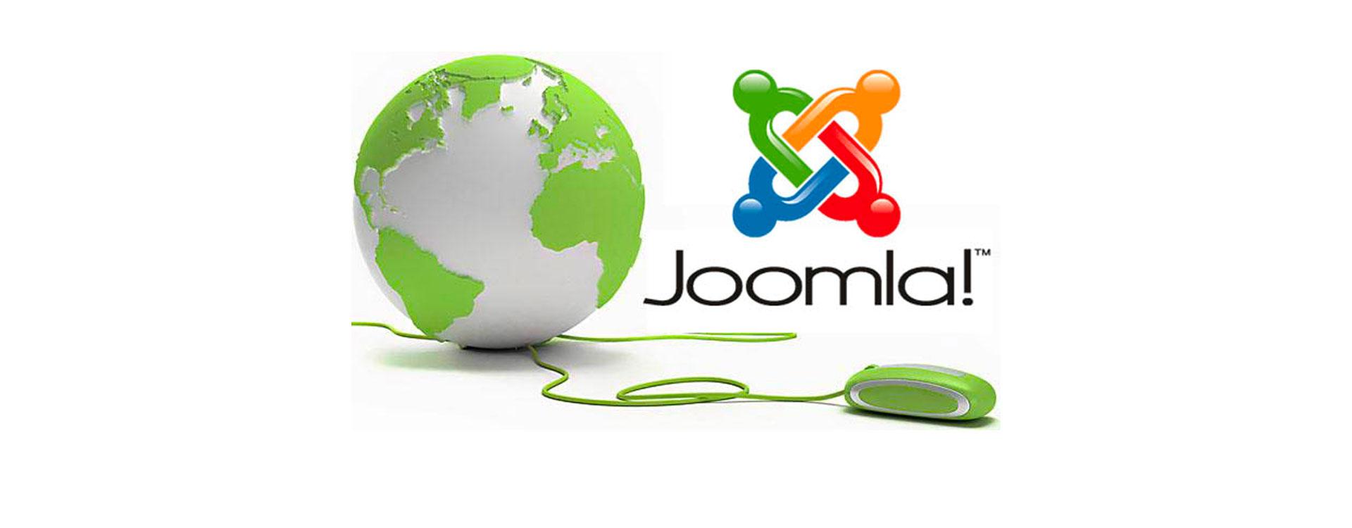 Starten met Joomla